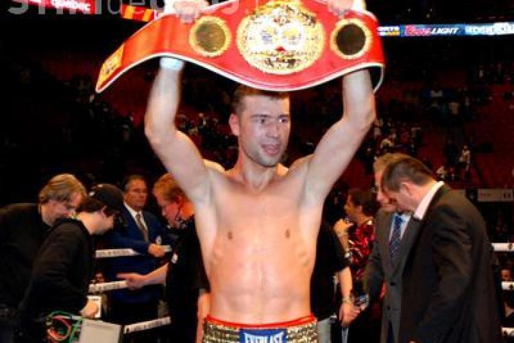 Lucian Bute este cel mai bun pugilist din lume, in viziunea www.boxrec.com!