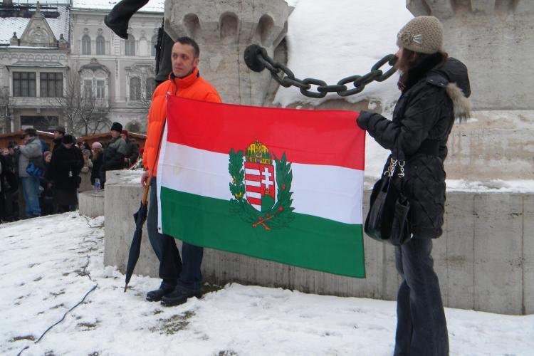 UDMR cere ca 15 martie, Ziua Maghiarilor de Pretutindeni, sa fie zi libera in Transilvania!