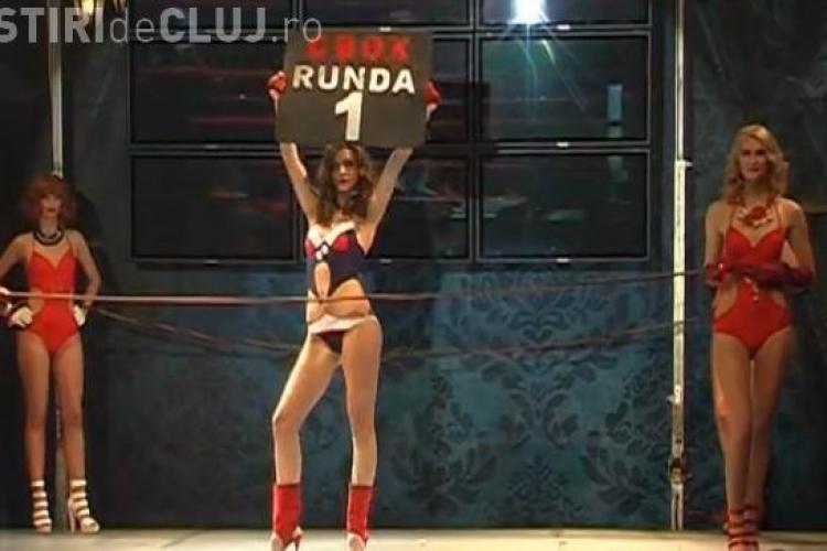 "Catalin Botezatu si-a prezentat colectia ""Boxing"" la Iulius Mall! - VIDEO"