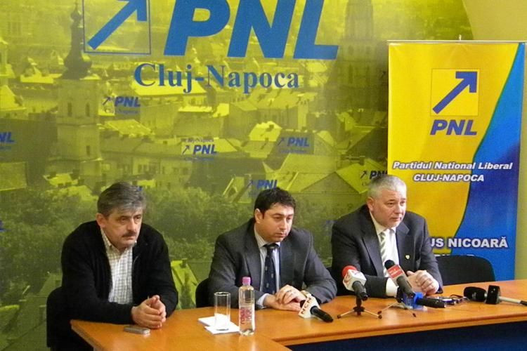 "Marius Nicoara trimite sageti spre PSD Cluj: ""Asteptam sa isi desemneze candidatii nu sa faca teste!"" - Galerie FOTO"