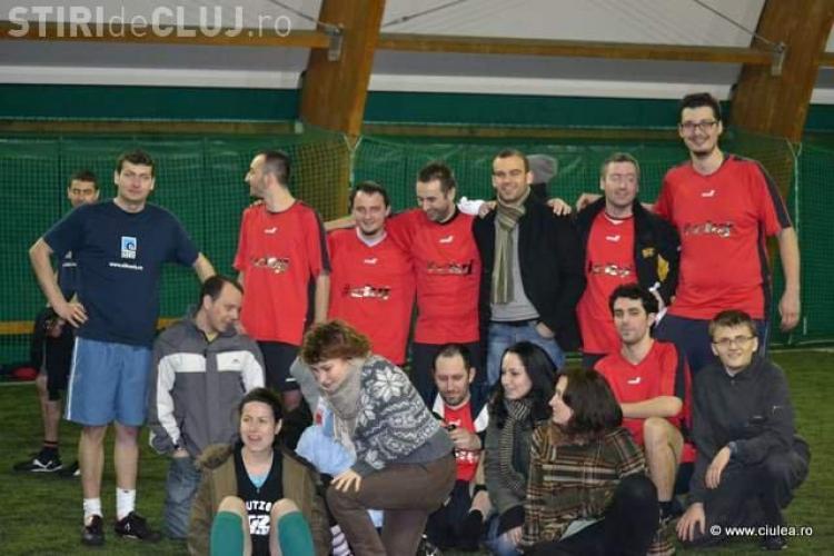 Clujenii, cei mai buni fotbalisti din online! Galerie FOTO