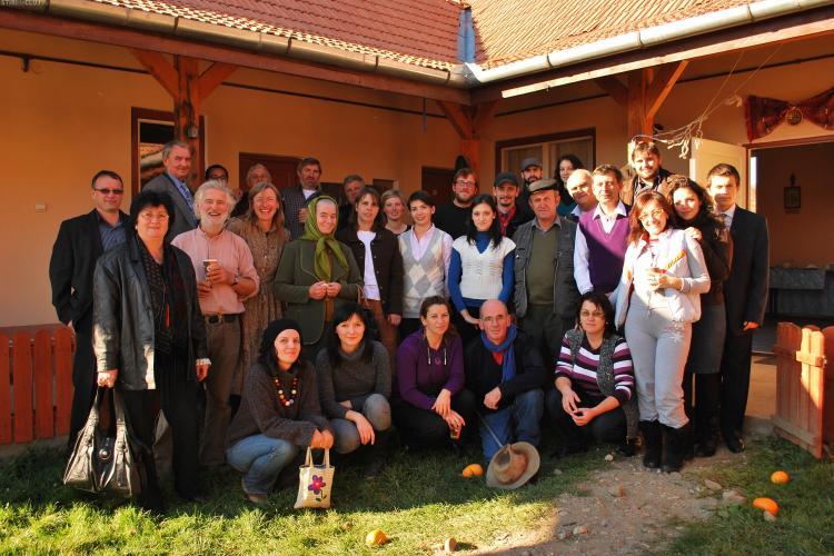Asociatia Eco Ruralis din Cluj, admisa in Confederatia Internationala a Taranilor