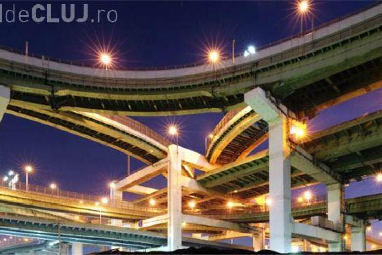VEZI cum aratau autostrazile Japoniei inainte de cutremur! Galerie FOTO