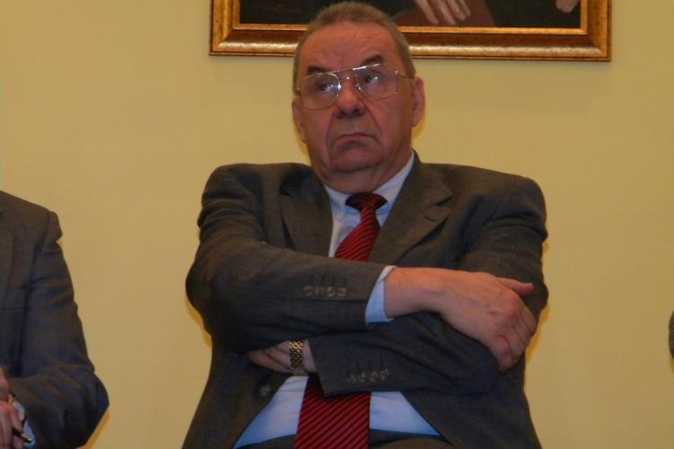 Andrei Marga, rectorul UBB, lauda numirea lui Andrei Andreicut ca mitropolit al Clujului - VIDEO