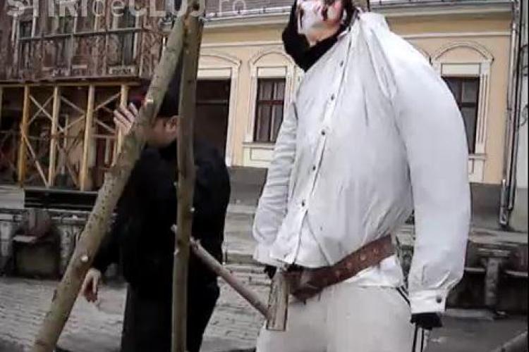 Avram Iancu, spanzurat la Miercurea Ciuc de liderul gruparii extremiste Garda Maghiara! - VIDEO