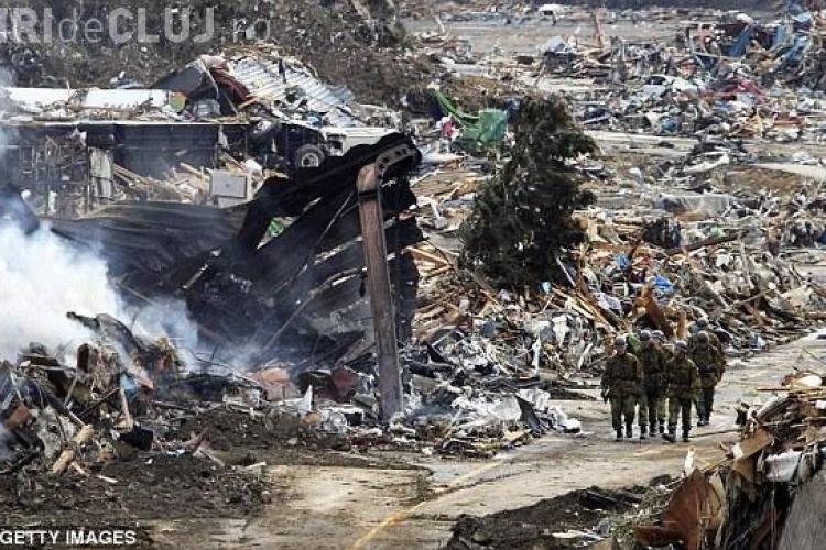 Cutremurul din Japonia a avut 9 grade pe scara Richter!