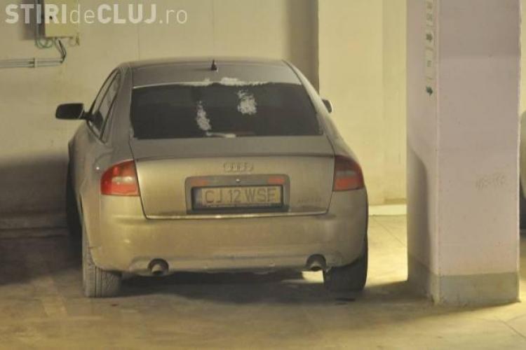 Moisin a condus Audi -ul ROSAL, dupa ce a prezidat licitatia de concesionare a serviciilor menajare, castigata de aceeasi firma