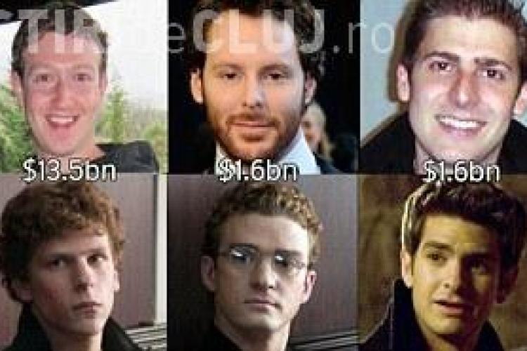 Fondatorii Facebook domina Topul Forbes! VEZI cat sunt de bogati