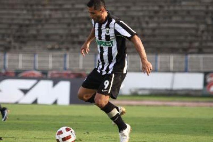 Claudiu Niculescu, la meciul cu numarul 300 in Liga I: Golul este pentru fiul meu