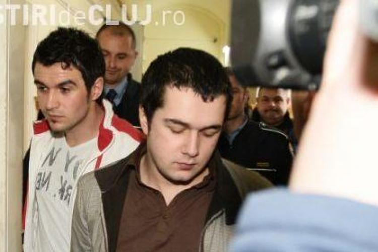 VEZI VIDEO Jaful de la Banca Transilvania Cluj surprins in direct pe camerele de supraveghere!