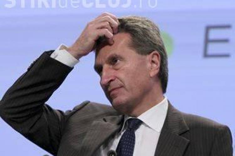 Comisarul european pentru energie: Vine apocalipsa din Japonia!
