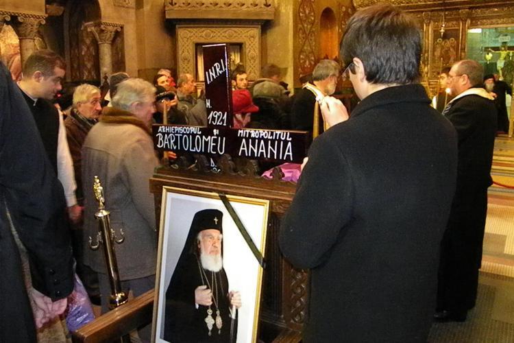 Concert de muzica sacra in memoria mitropolitului Bartolomeu, in 18 martie, cand ar fi implinit 90 de ani!