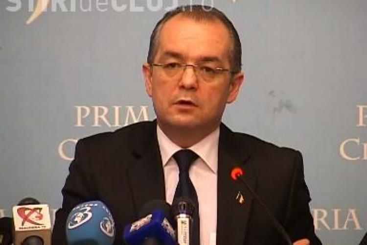 Emil Boc, huiduit la Constanta, la alegerile conducerii organizatiei judetene