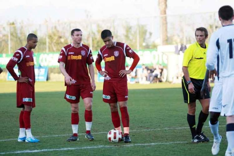 CFR Cluj-FC Timisoara 1-2 - VIDEO golurile