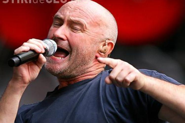 Phil Collins se retrage din muzica. El regreta ca a avut un succes atat de mare