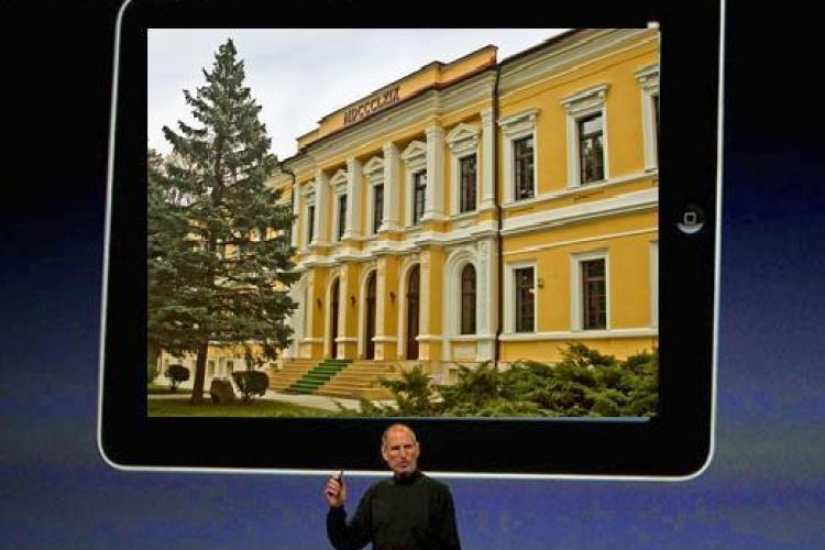 """USAMV Cluj isi cumpara opt iPad 2 cu autonomie de 10 ore pentru """"ascultare muzica"""""""
