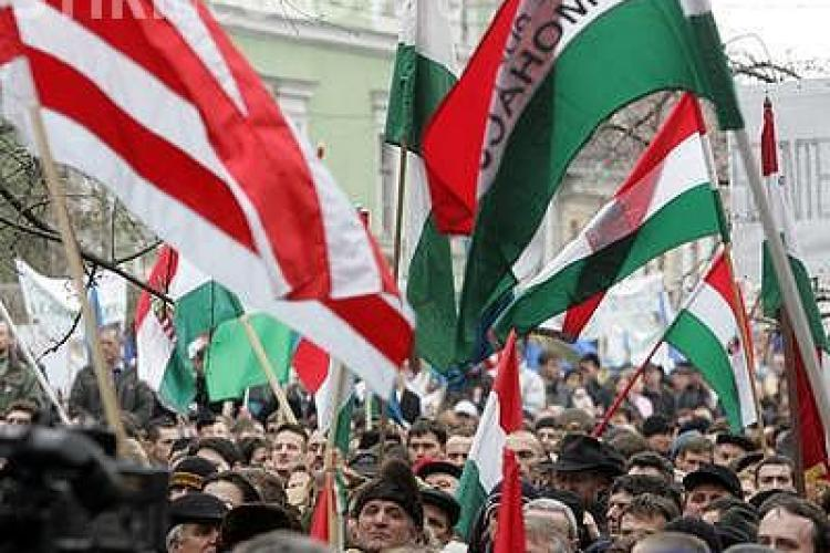 Ziua Maghiarilor de Pretutindeni, sarbatorita la Cluj Napoca! VEZI programul manifestarilor