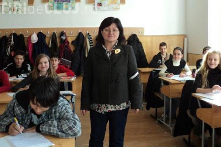 De ziua femeii, profesoarele din Cluj sunt in greva japoneza!