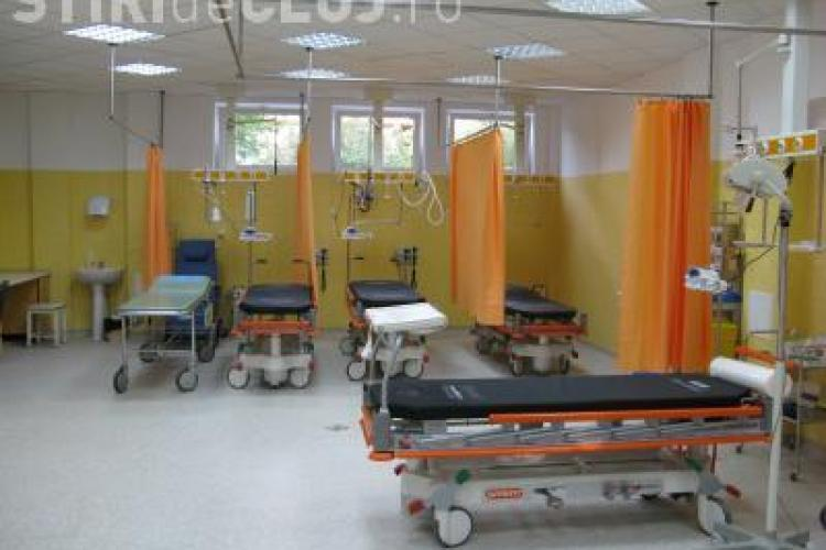 Spitalul de Copii Cluj a primit o donatie din partea Asociatiei Femeilor de Afaceri Cluj - FOTO