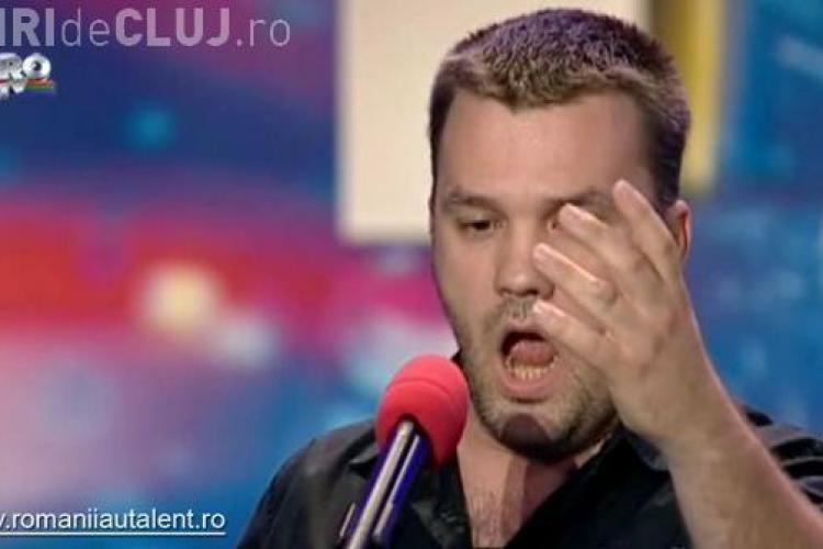"Alin Stanis, patiserul tenor: ""Regret ca tatal meu nu m-a vazut pe scena!"" Asculta-l cantand"
