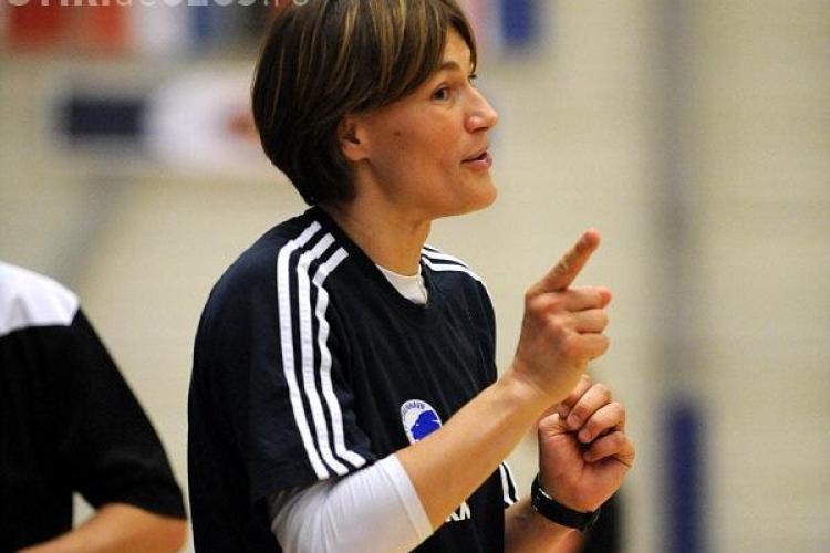 Antrenoarea Oltchimului, Anja Andersen, demisa inainte de derby-ul cu U Jolidon