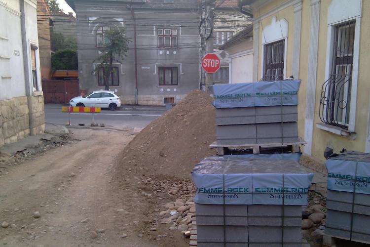300 de alei si strazi dintre blocurile din Cluj Napoca vor fi modernizate in urmatorii trei ani!