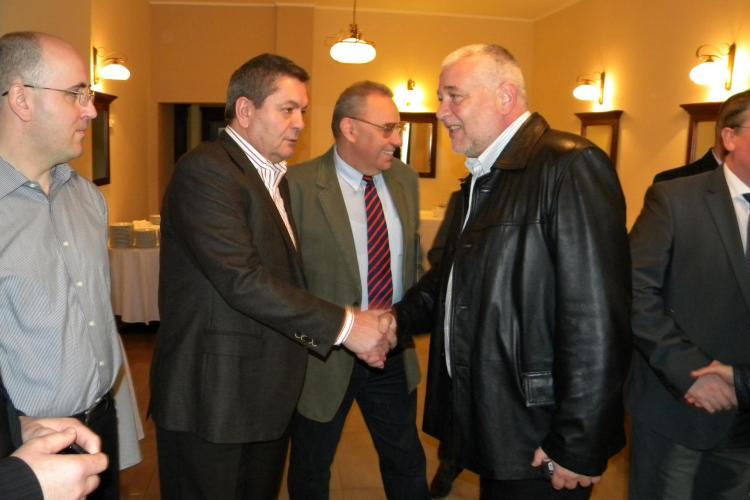Ioan Rus a povestit cum a pierdut primaria Clujului in 2004 si de ce a castigat Emil Boc! - VIDEO
