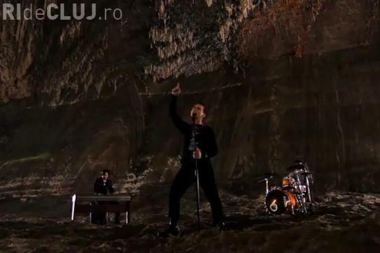 """Vezi videoclipul trupei Hotel FM, """"Change"""", filmat si la Salina Turda! - VIDEO"""