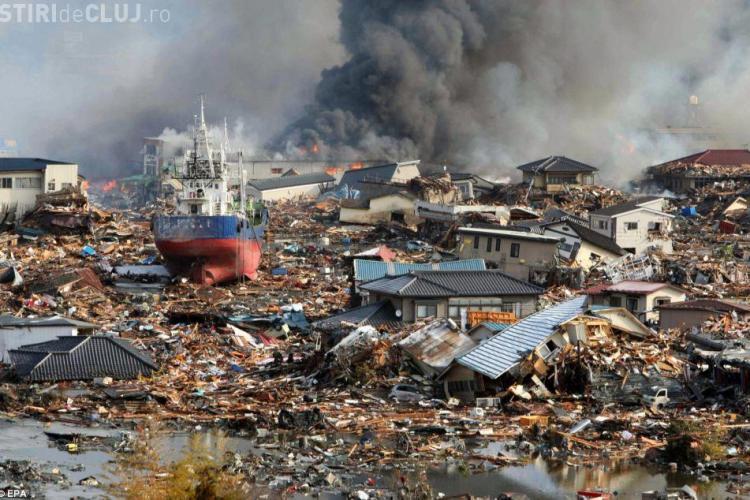 Circa 400 de cadavre au fost descoperite intr-un oras lovit de tsunami!