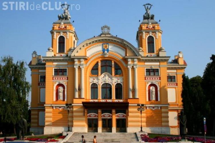 "Spectacolul ""Zenobia"", de Gellu Naum, duminica, la Teatrul National din Cluj Napoca"