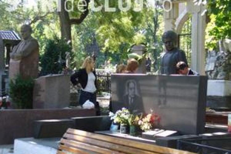 300 de cripte si cavouri din Cimitirul Central din Cluj vor fi declarate monumente istorice