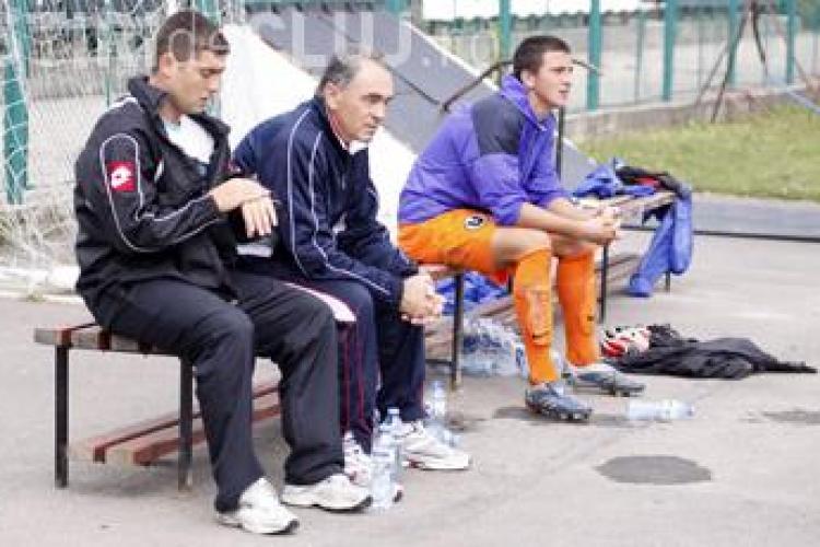 Universitatea Cluj isi face echipa de tineret