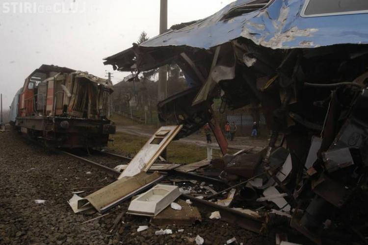Condamnare cu suspendare in accidentul feroviar, de acum 4 ani, din halta CFR Baciu