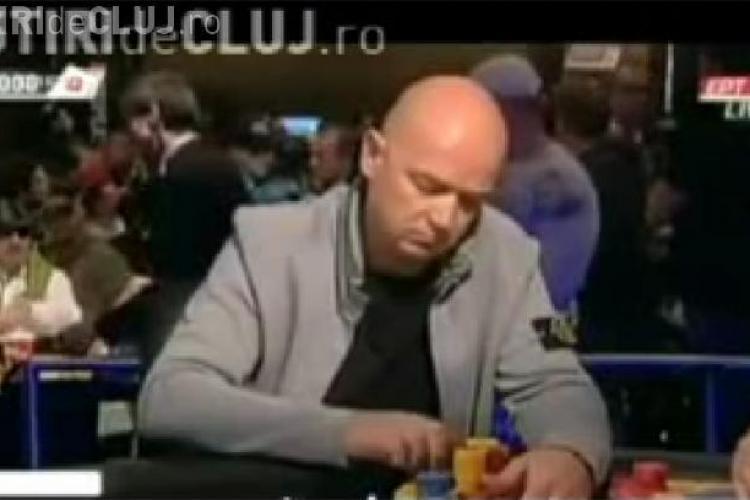Jaf la cel mai mare turneu de poker din Germania - VIDEO