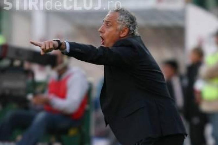 """Andrea Mandorlini: """"Avem o problema cu atacantii, care nu marcheaza"""""""
