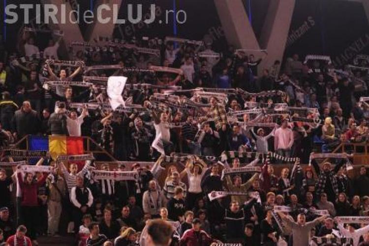 Week-end plin de derby-uri sportive la Cluj