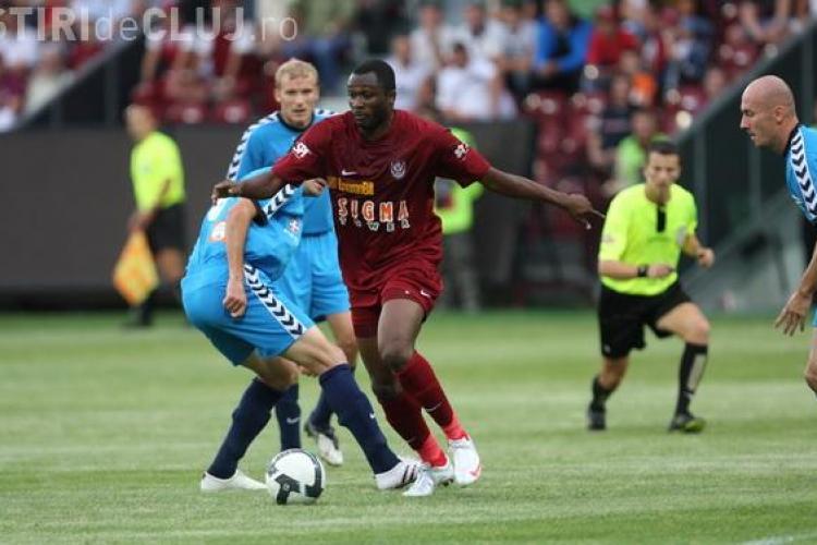 Otelul - CFR Cluj 1-0