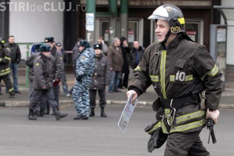 Zeci de persoane au murit in cele doua atentate de la metroul din Moscova din aceasta dimineata- VIDEO