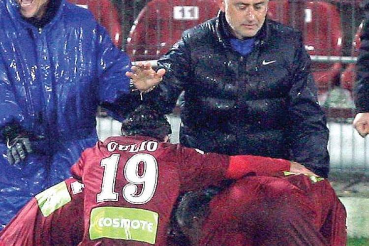 Madorlini: Sunt multumit ca am reusit sa revenim de doua ori in meciul cu Dinamo