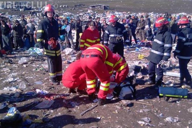 10 rromi au murit in ultimii 5 ani pe rampa de la Pata Rat, striviti de masinile de gunoi