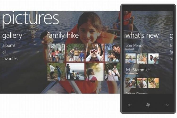 Nexus One are un rival: telefonul Microsoft