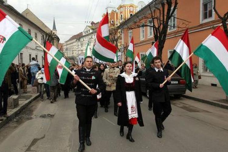 Maghiara ar putea fi limba oficiala in Tinutul Secuiesc
