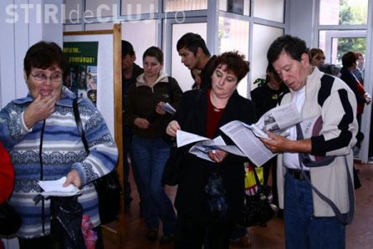 Cluj - Criza economica face ca incasarile la fondul de sanatate si somaj sa scada