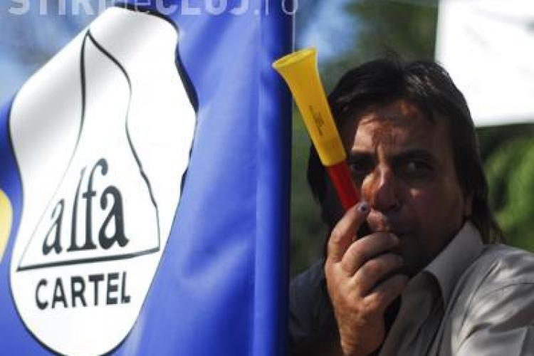 Sindicalistii de la Cartel Alfa Cluj ies in strada saptamana viitoare