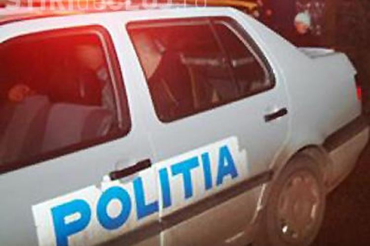 Un iordanian baut a produs un accident de circulatie in Cluj-Napoca, pe strada regele Ferdinand
