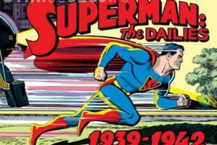 Un exemplar al unei reviste in care a debutat Superman a fost vandut cu 1.5 milioane de dolari
