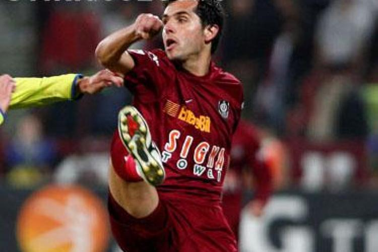 Dica crede ca CFR Cluj trebuia sa defileze cu Steaua la cate ocazii a avut