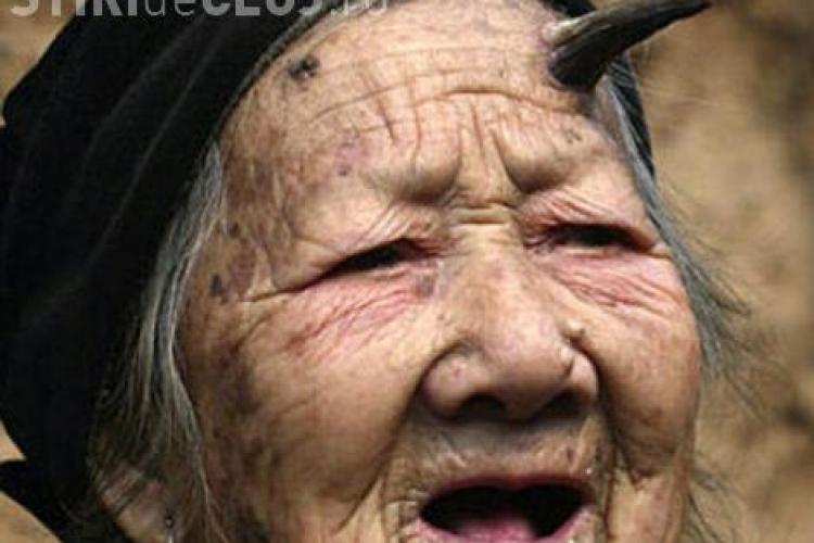 Femeia-Drac nu e doar o vorba aruncata in vant. Ea traieste in China si are 101 ani