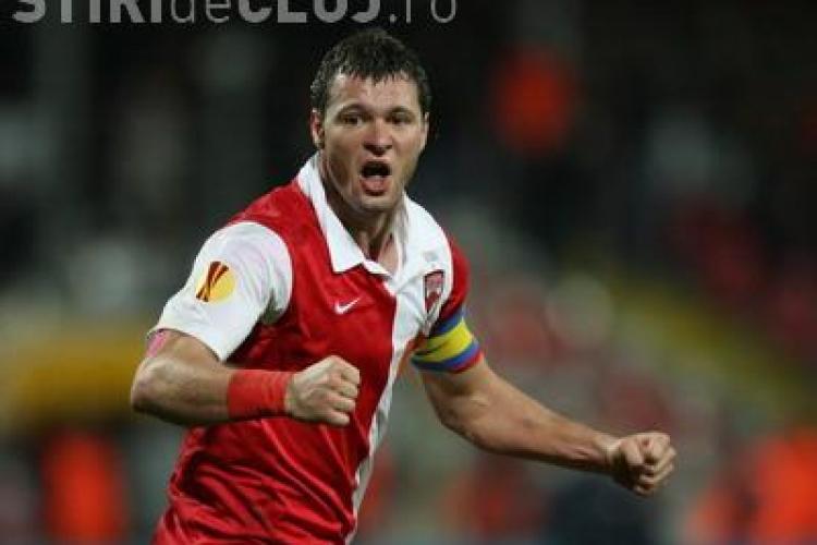 Marius Nicolae: Trebuie sa batem CFR Cluj pentru a ajunge lideri