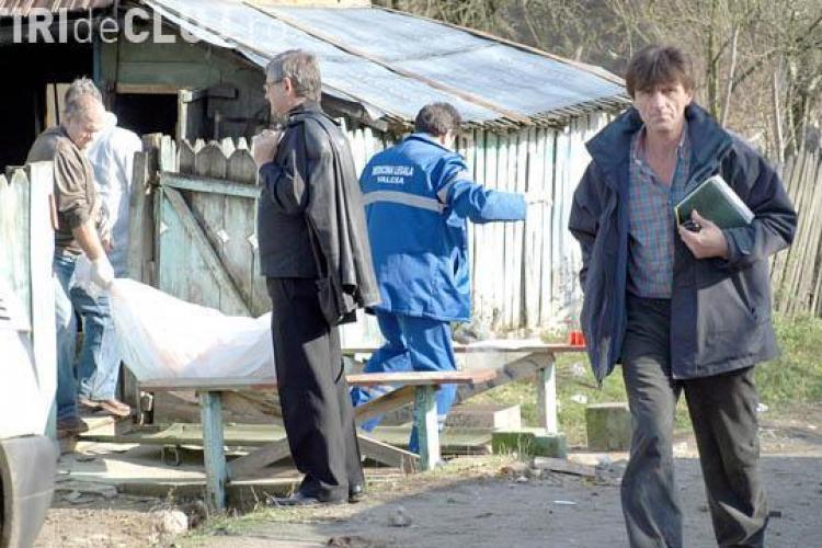Criminalul batranei din comuna clujeana Unguras a fost retinut de politisti